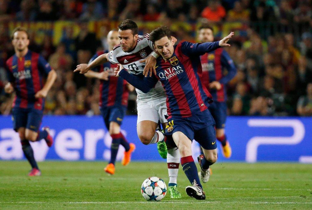Leo Messi. Gole, bramki