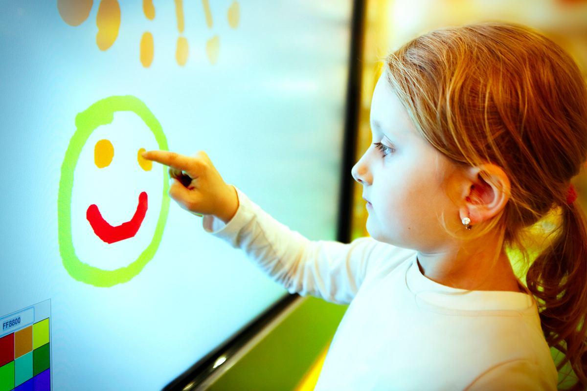Kolorowanki Online Czyli Malowanie Palcem Po Ekranie