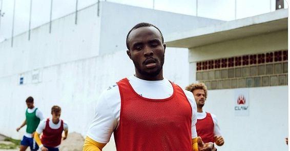 Lionnel Negou nowym piłkarzem Legii