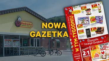 Gazetka Biedronka 15.11.2018