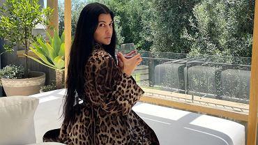 Kourtney Kardashian zachęca do korzystania z sauny