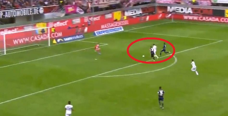 Tym golem Robert Lewandowski przeszedł do historii Bundesligi