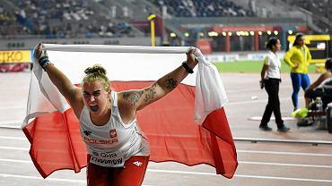 Mistrzostwa świata w lekkoatletyce. Joanna Fiodorow zdobyła pierwszy medal dla Polski