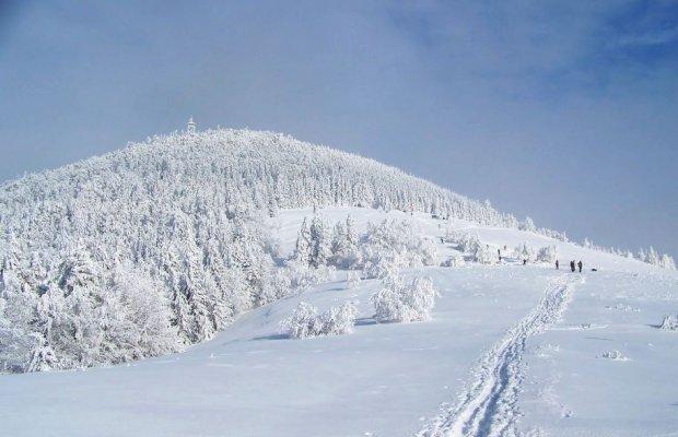 Beskid Wyspowy - Mogielica / fot. Zimowybeskid.pl