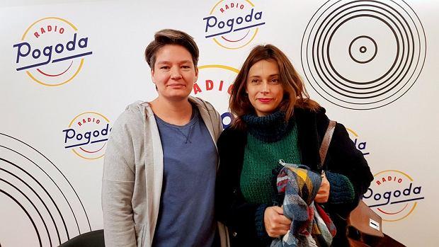 Renata Dancewicz w Radiu Pogoda, cała rozmowa do odsłuchania na www.radiopogoda.pl