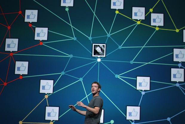 Mark Zuckerberg, twórca Facebooka
