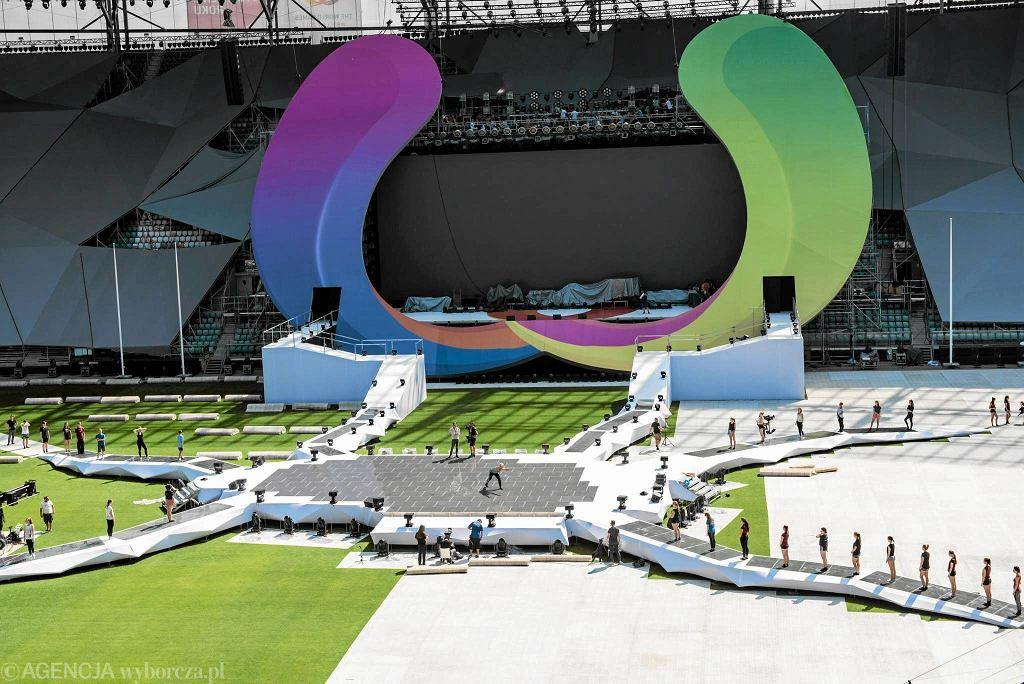 Stadion Miejski gotowy na przyjęcie kibiców World Games 2017