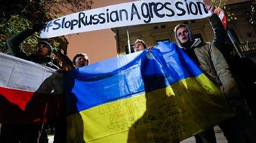 Konflikt na Ukrainie. Rosja przewozi rakiety 'Bał' na terytorium półwyspu krymskiego
