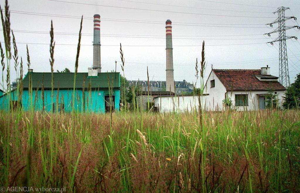 Skawina: mieszkańcy od lat skarżą się na zanieczyszczenie powietrza