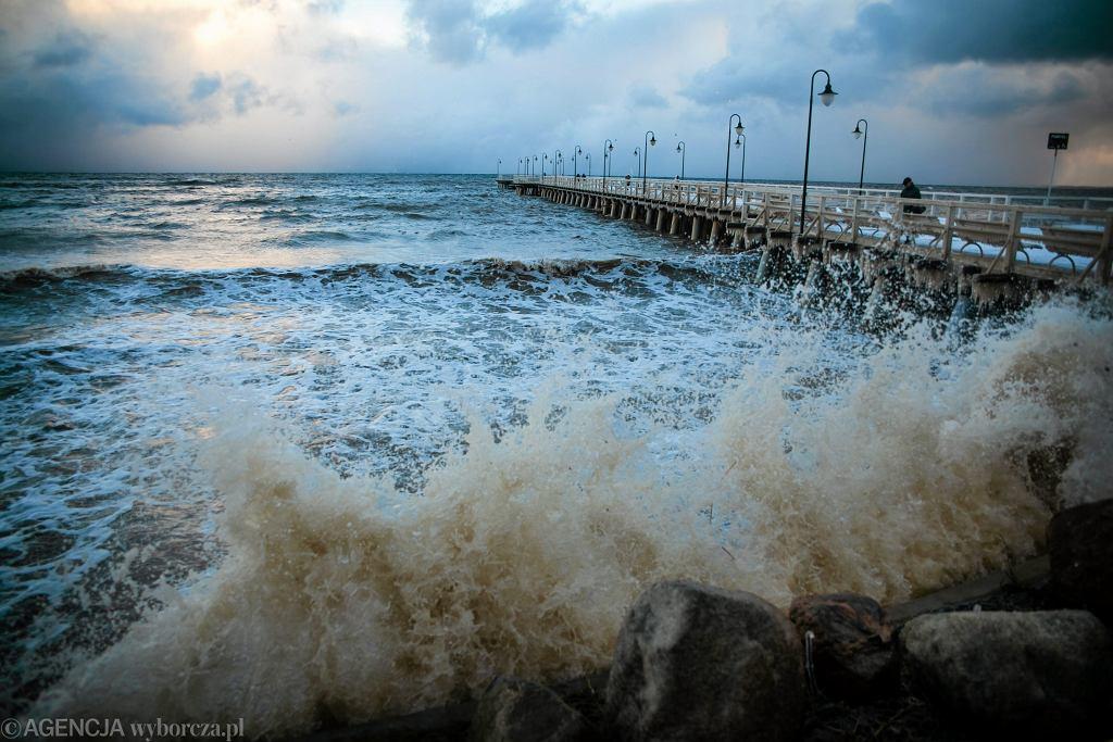 Morze - zdjęcie ilustracyjne