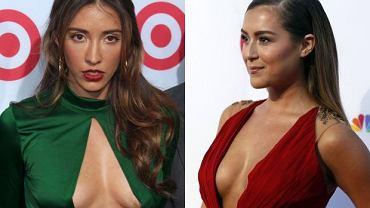 Alexa Vega, Fernanda Romero.