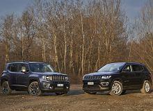 Opinie Moto.pl: Jeep elektryfikuje swoją flotę. Na pierwszy ogień Renegade i Compass