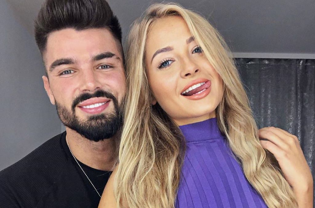 Paweł i Monika 'Love Island'