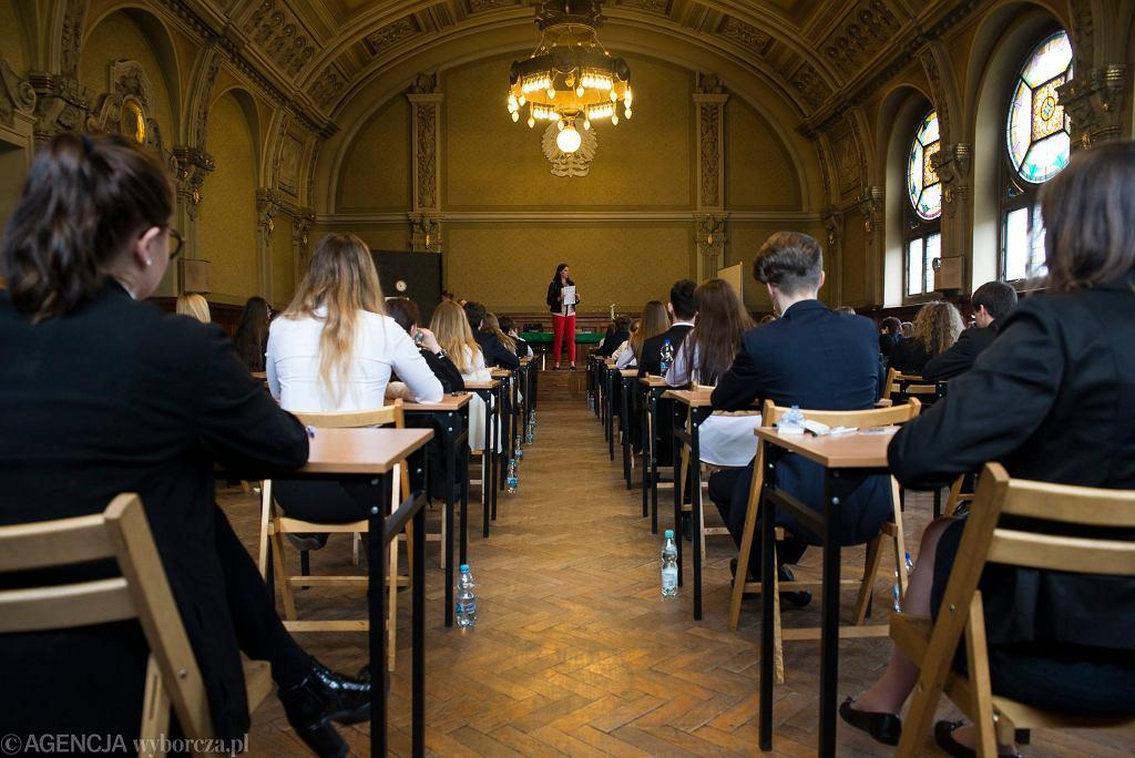 Matury 2018. 18 maja tegoroczni maturzyści napiszą egzamin z języka francuskiego.