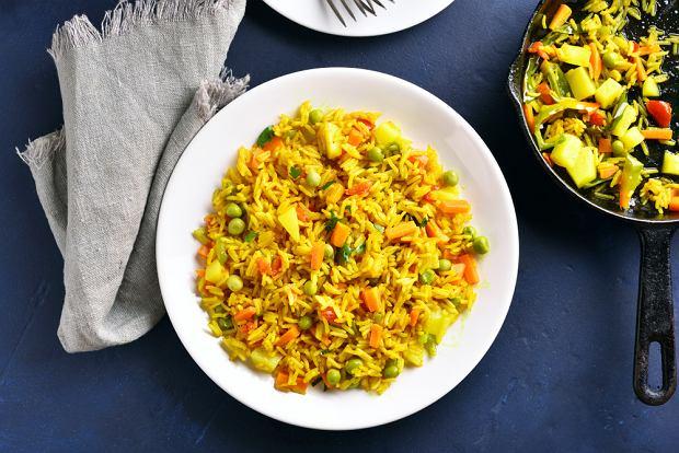 Pilaw - przepis na sycące danie ze Wschodu