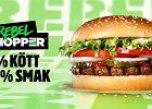 Burger King wprowadza nowego burgera. Bezmięsnego, ale nie wegetariańskiego