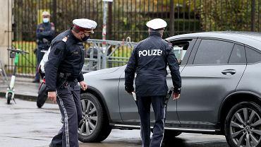Druga blokada w Austrii. Od 20 do 6 rano godzina policyjna