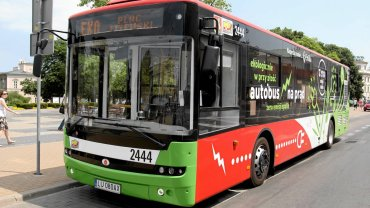 Lubelski autobus elektryczny