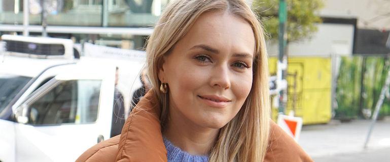 Magdalena Lamparska pokazała się w nowej fryzurze
