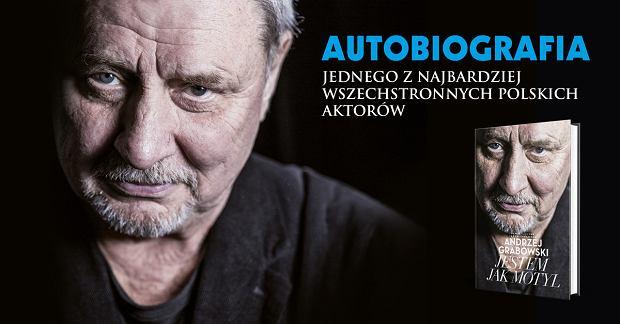 Książka 'Jestem jak motyl' autorstwa Andrzeja Grabowskiego, Pawła Łęczuka i Jakuba Jabłonki (fot. Materiały prasowe)