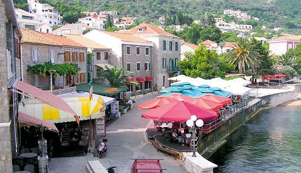Podróż do Czarnogóry czyli na tropach mistrzów samogonu, wakacje, europa, podróże, Ulcinj i jego niepowtarzalny, orientalny klimat