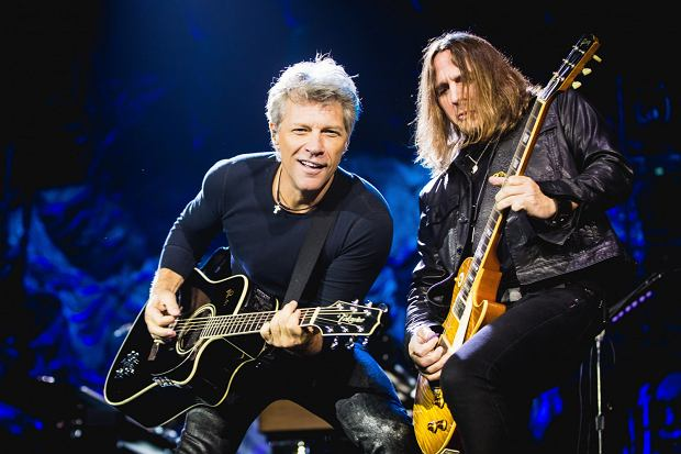 Koncert Jon Bon Jovi