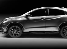Honda HR-V Sport - SUV, jakiego jeszcze nie było