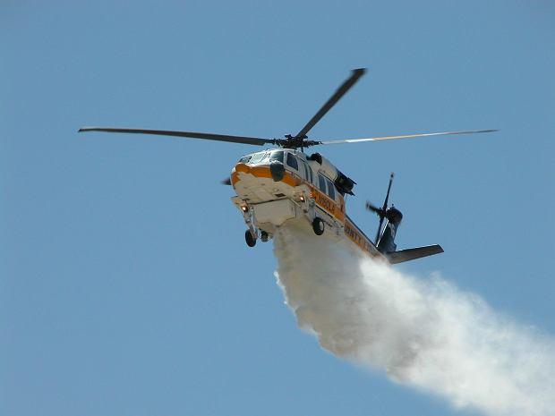 S-70 w specjalnej wersji dla służb ratowniczych Los Angeles. PZL Mielec produkuje właśnie takie maszyny na zamówienie Amerykanów