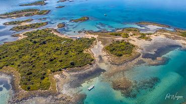 Kadr z filmu 'Greece Places'