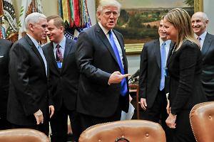 Donald Trump chce nowych fabryk samochodów w USA