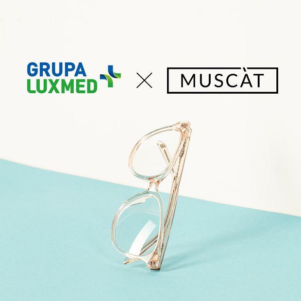 Muscat rozpoczął współpracę z Lux Med