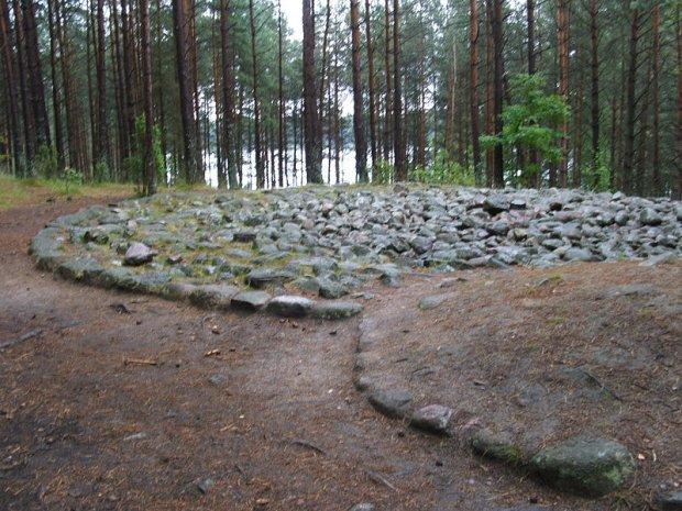 Kamienne kręgi w Węsiorach/ CC BY-SA 3.0/ Sylwia Ufnalska/ Wikimedia Commons