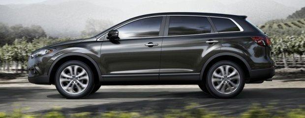 Mazda CX-9 po raz trzeci w Polsce