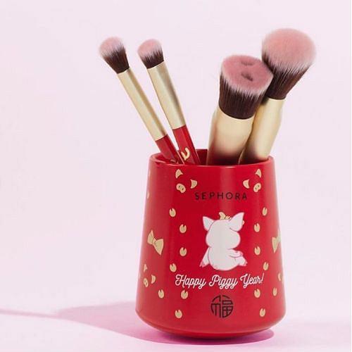 Zestaw pędzli do makijażu Sephora Collection