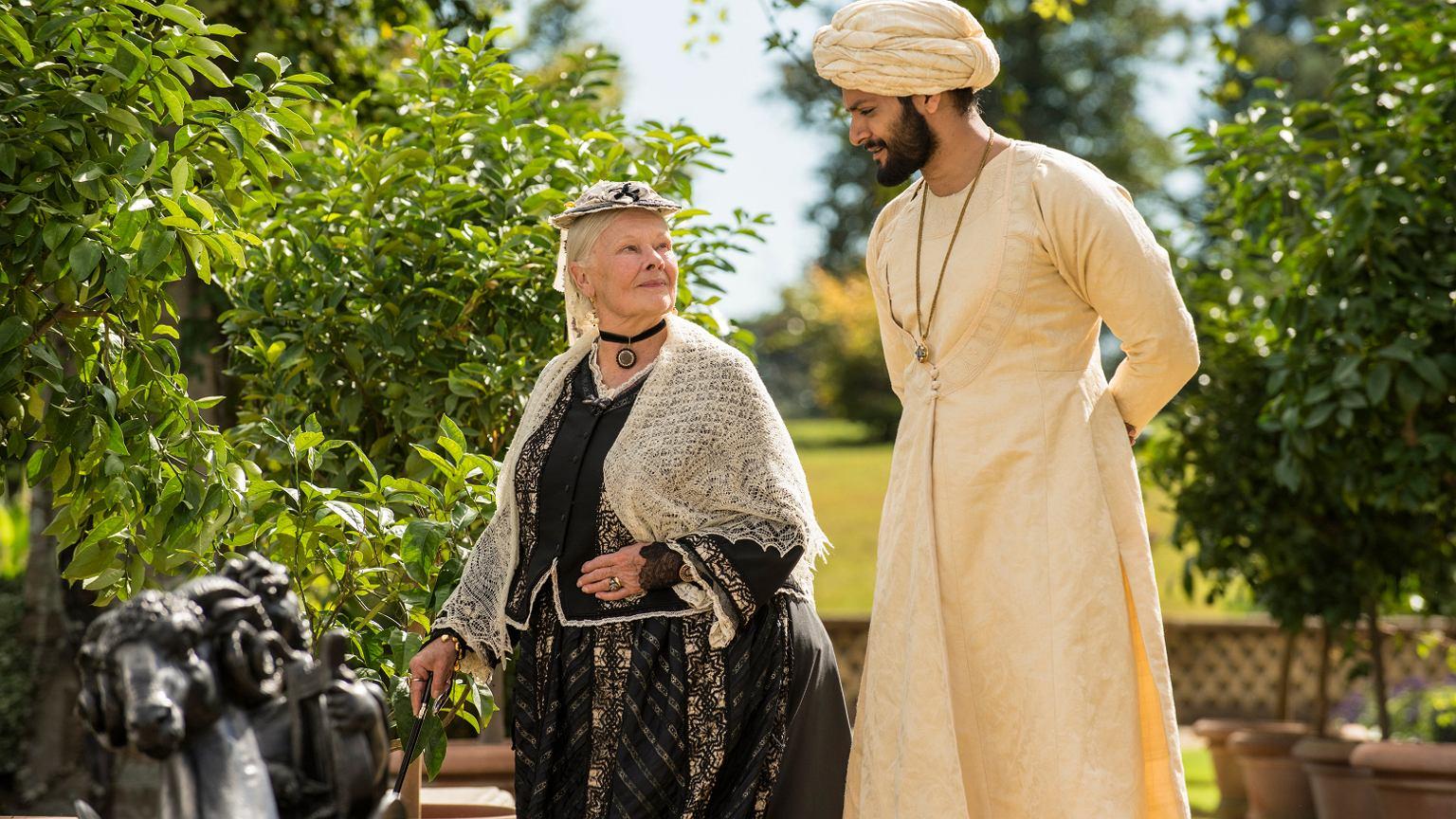 Victoria i Abdul. Kadr z filmu 'Powiernik królowej'