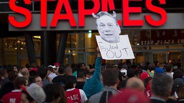 Kibice przeciwko właścicielowi Clippers