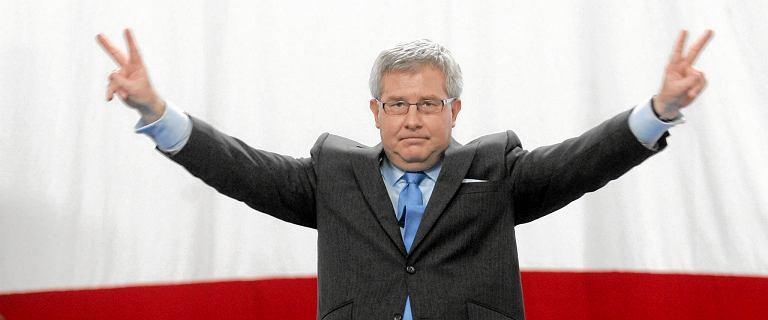 Czarnecki ucieszył się z numeru listy PiS i podał definicję z numerologii