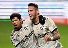 Legia wraca na pozycję lidera. Czerwona kartka i gol w doliczonym czasie