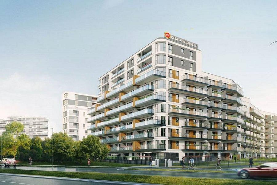W Warszawie powstało nowe osiedle na Mokotowie.