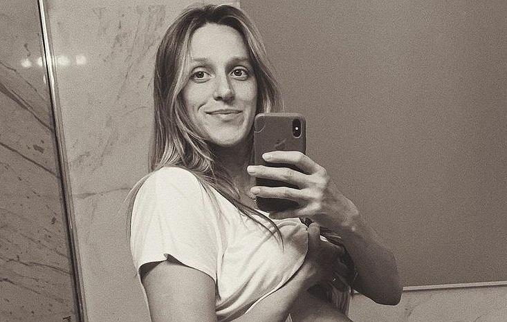 Aleksandra Żebrowska pokazała odważne zdjęcie