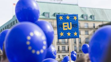 'Marsz dla Europy' na ulicach Rzymu