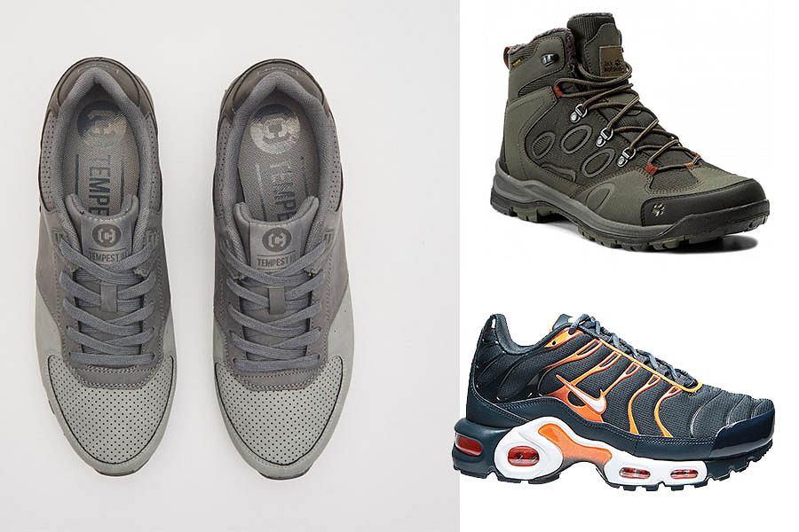 Buty sportowe dla mężczyzn