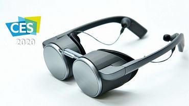 Okulary VR Panasonic
