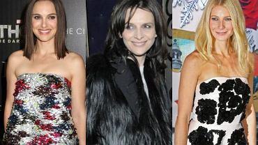 Natalie Portman, Julitte Binoche, Gwyneth Paltrow