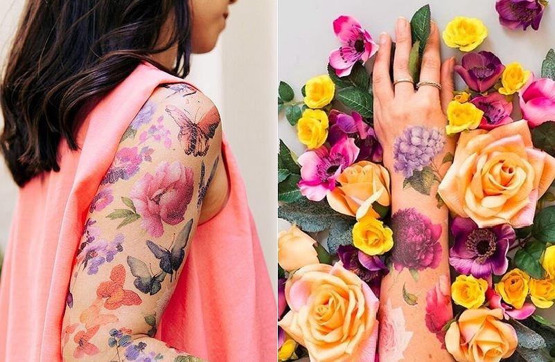 Pachnące tatuaże