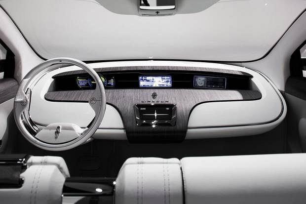 Lincoln C Concept (2009)
