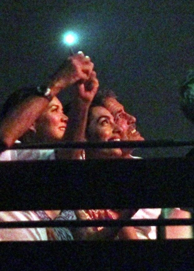George Clooney i Julia Roberts
