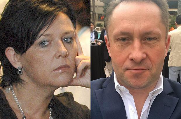 Jak dowiedziało się TVP Info, Marianna Dufek, była żona Kamila Durczoka, zakwestionowała autentyczność swojego podpisu na wekslu, który dziennikarz złożył w banku. Sprawę bada prokuratura.