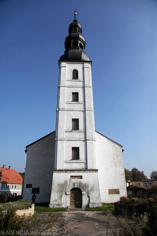 Zdjęcie numer 1 w galerii - Kościół w Proboszczowie pw. Trójcy Świętej