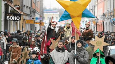 Orszak Trzech Króli w Poznaniu